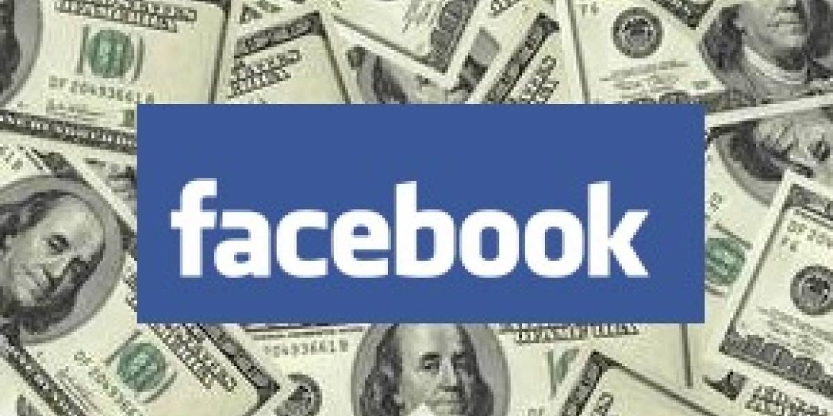 Facebook lograría ingresos por más de US$1.000M este año