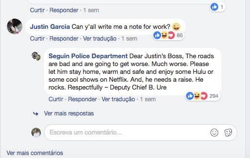 policia facebook