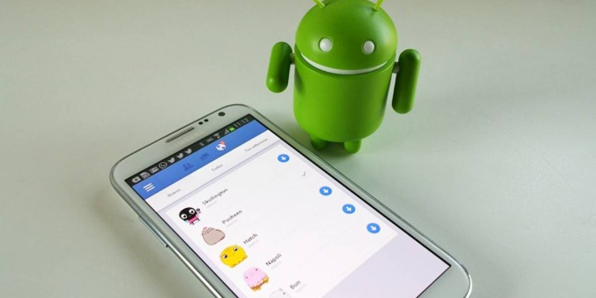 Facebook para Android se actualiza incorporando Stickers