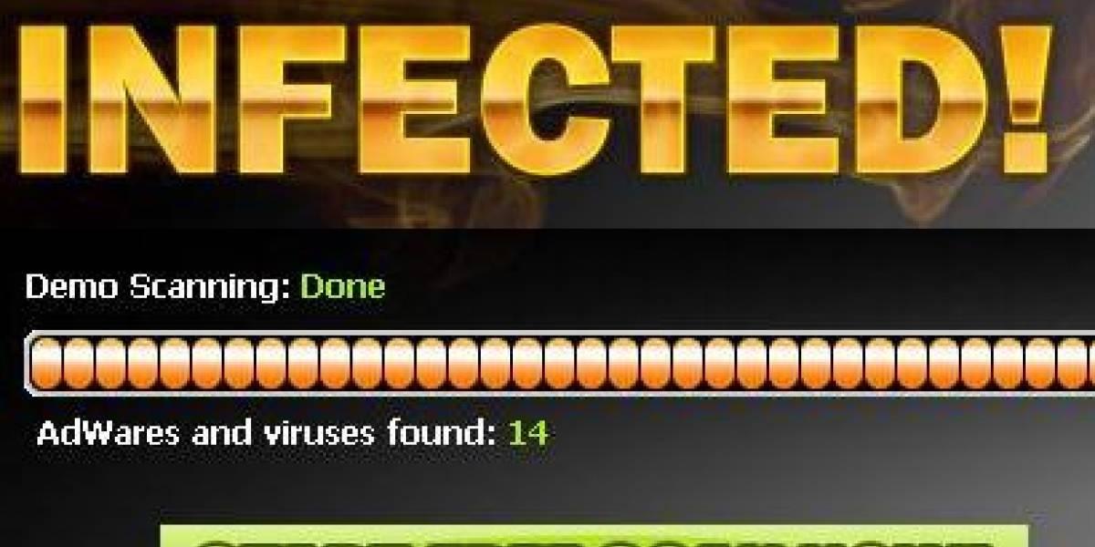 Falsos Antivirus en más de 40 Millones de equipos