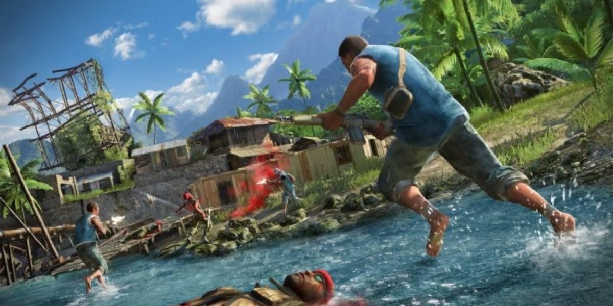 Far Cry 3 para PC se queda sin servidores dedicados
