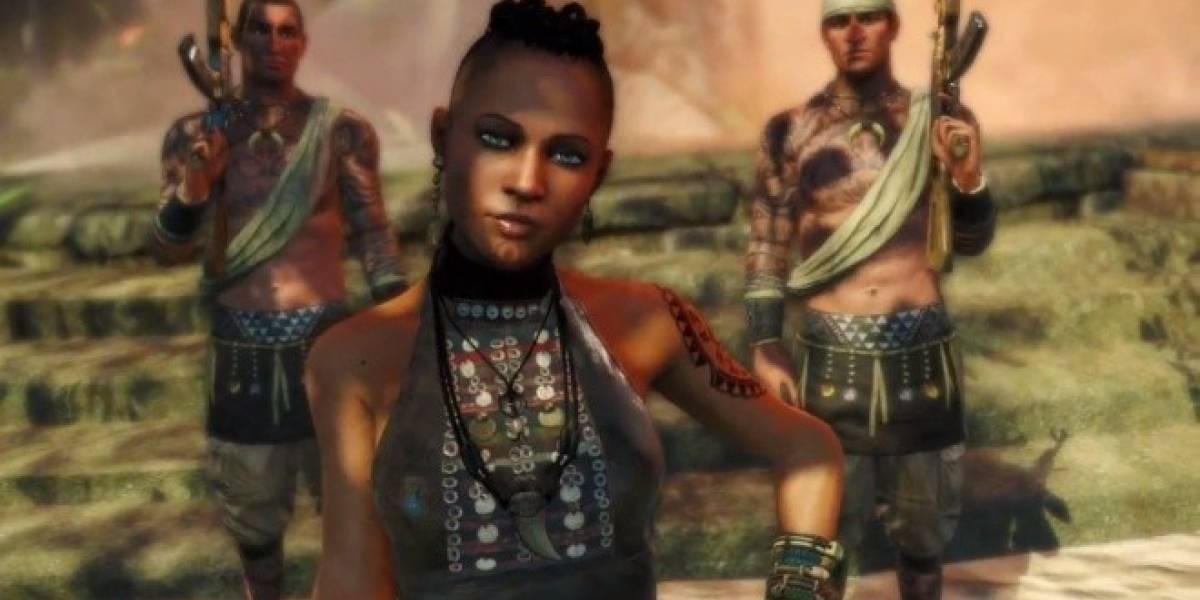 El nuevo tráiler de Far Cry 3 da la bienvenida a las Islas Rook
