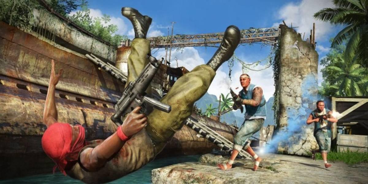E3 2012: Far Cry 3 tiene cooperativo y editor de mapas