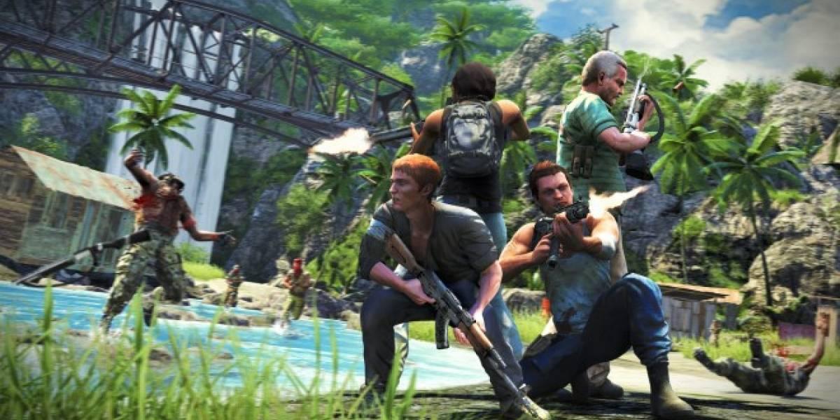 Far Cry 3 recibe un nuevo tráiler enfocado en el modo cooperativo