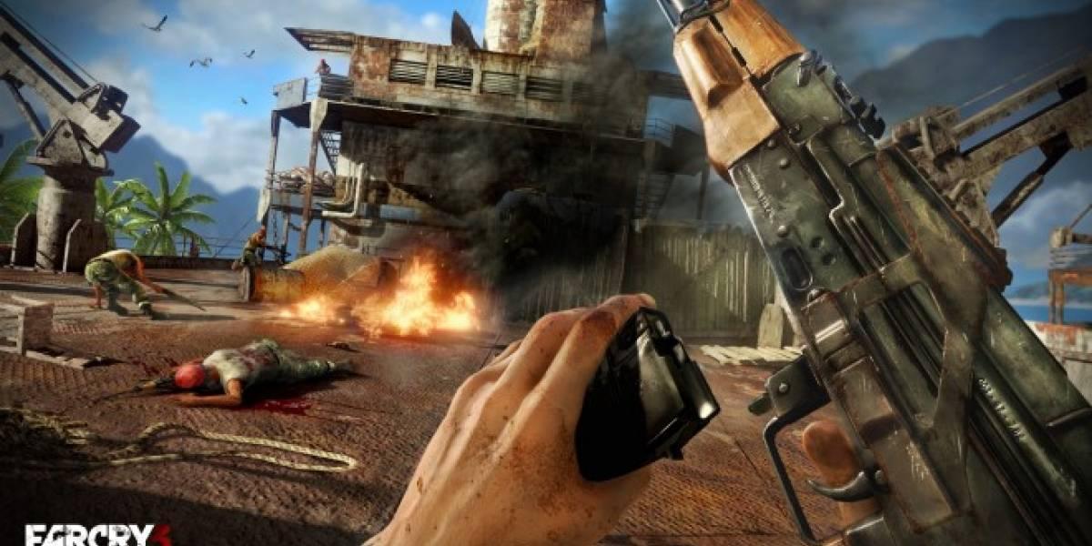 Conoce el mundo dinámico y los peligros de Far Cry 3