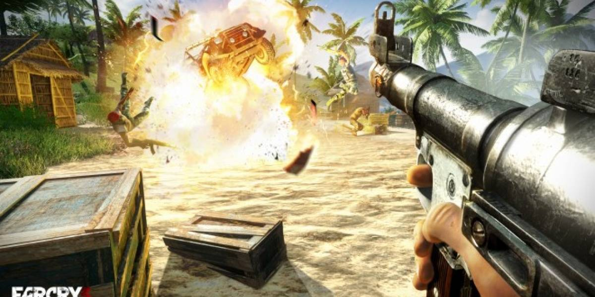 Nuevo tráiler de Far Cry 3 enfocado en el apartado multijugador