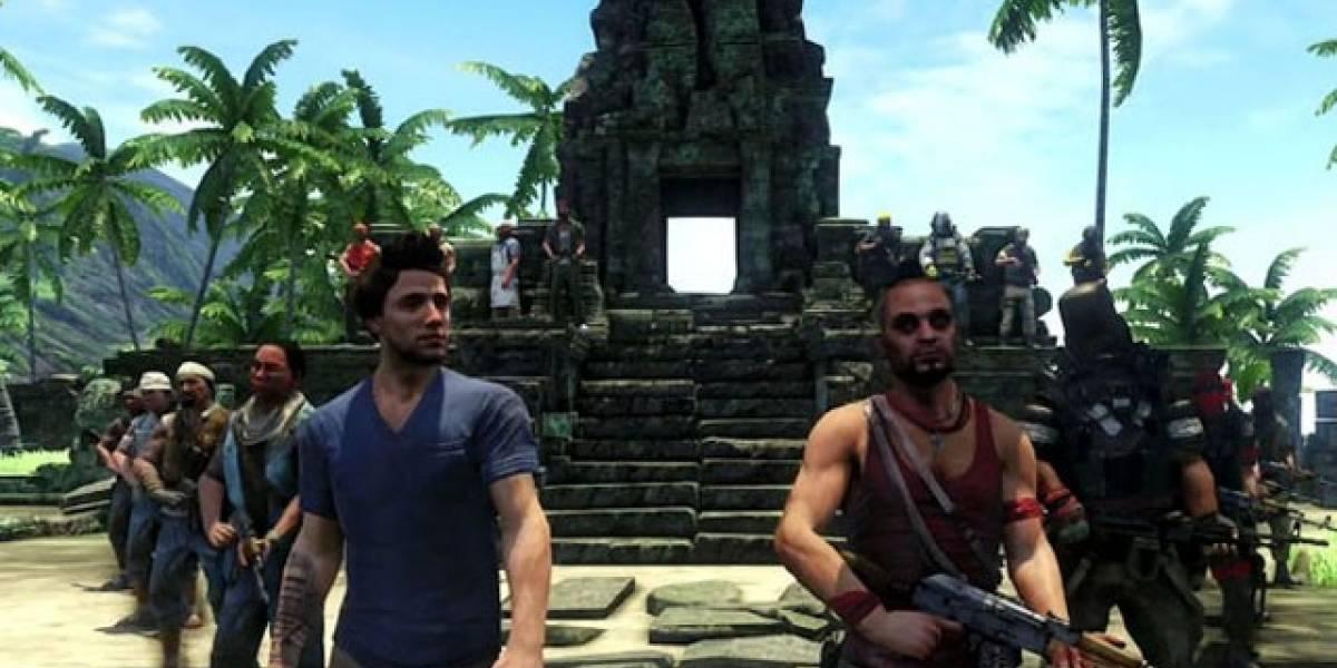 Nuevo tráiler de Far Cry 3 nos muestra el editor de mapas