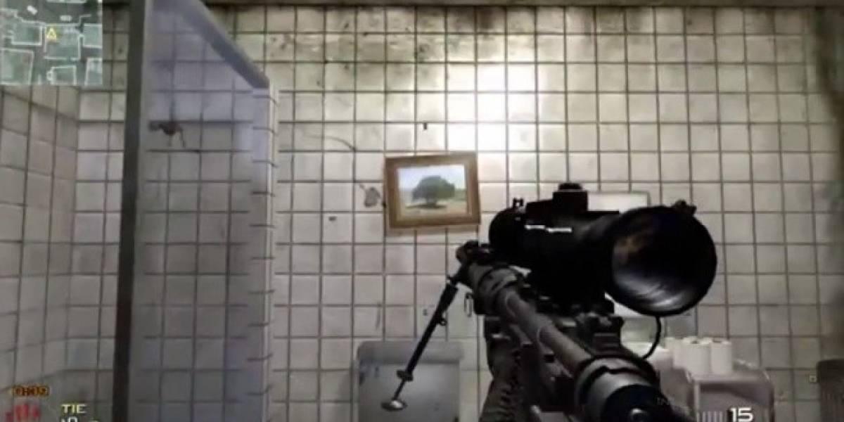 El mapa Favela es removido de Modern Warfare 2 por quejas de jugadores musulmanes