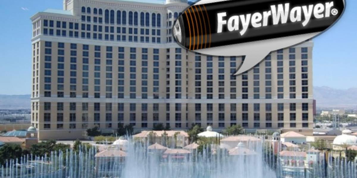 CES10: FayerWayer en el Consumer Electronics Show 2010
