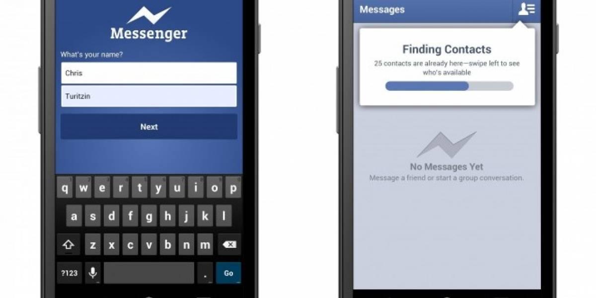 MWC13: Usar Facebook Messenger no descontará datos del plan en algunos países