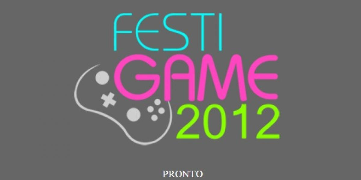 Chile: FestiGame 2012, primer festival de videojuegos del país