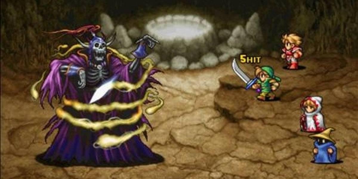 El primer Final Fantasy llega a Android, y su precio no es el óptimo