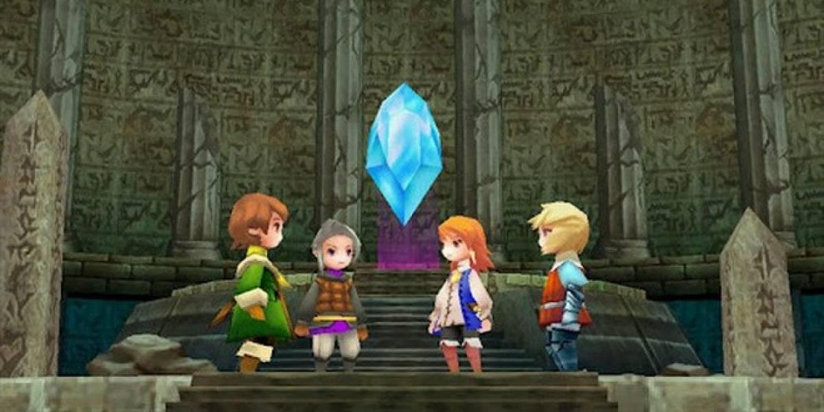 Final Fantasy III ya está disponible para Android