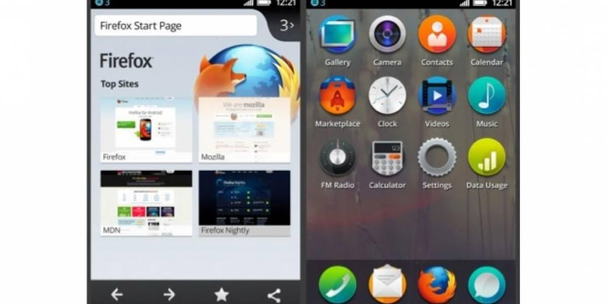 MWC13: Ya sabemos quiénes serán los primeros con Firefox OS