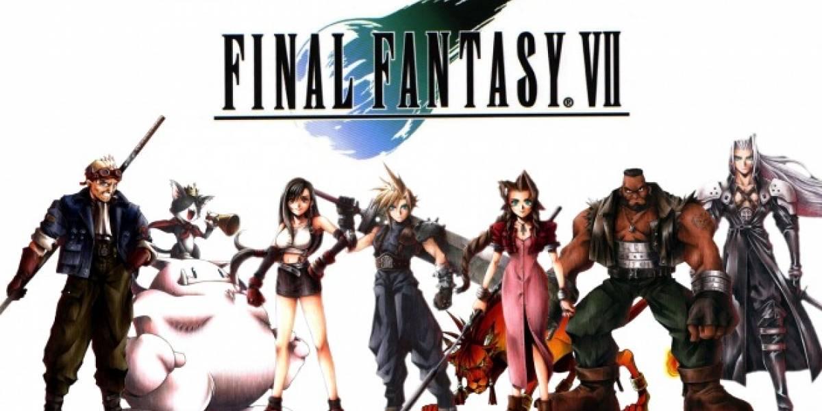 Final Fantasy VII PC fue puesto a la venta brevemente