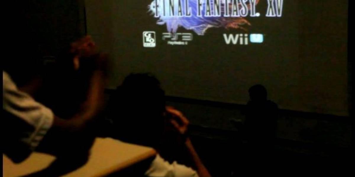 Futurología: Final Fantasy XIII Versus pasaría a ser Final Fantasy XV