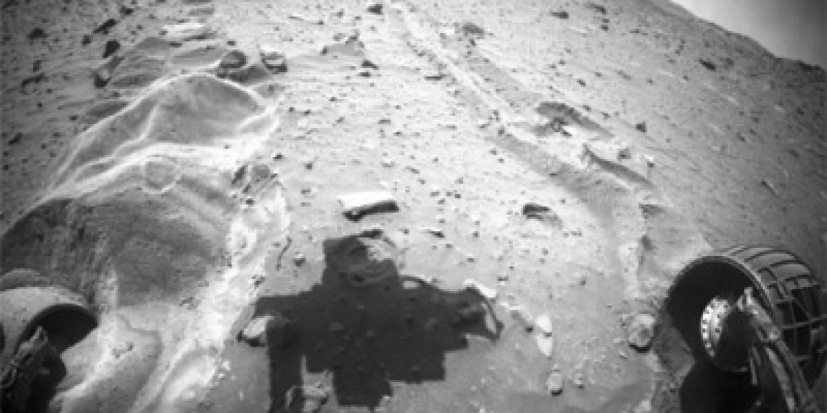 Ingenieros de la NASA no logran rescatar al Spirit