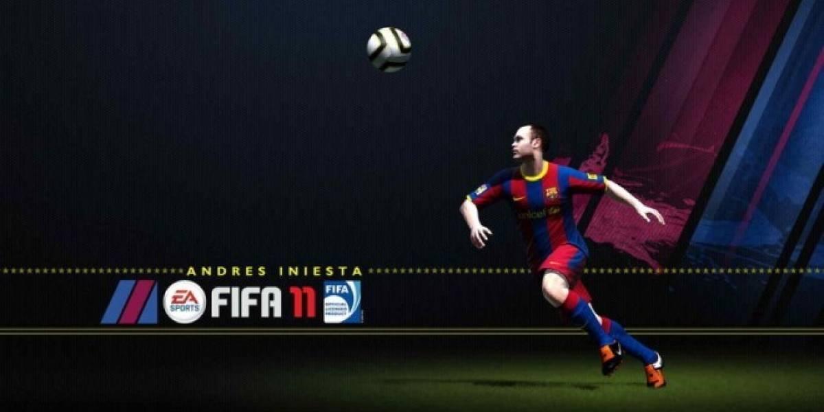 EA anuncia el cierre de los servidores de varios juegos, incluyendo FIFA 11