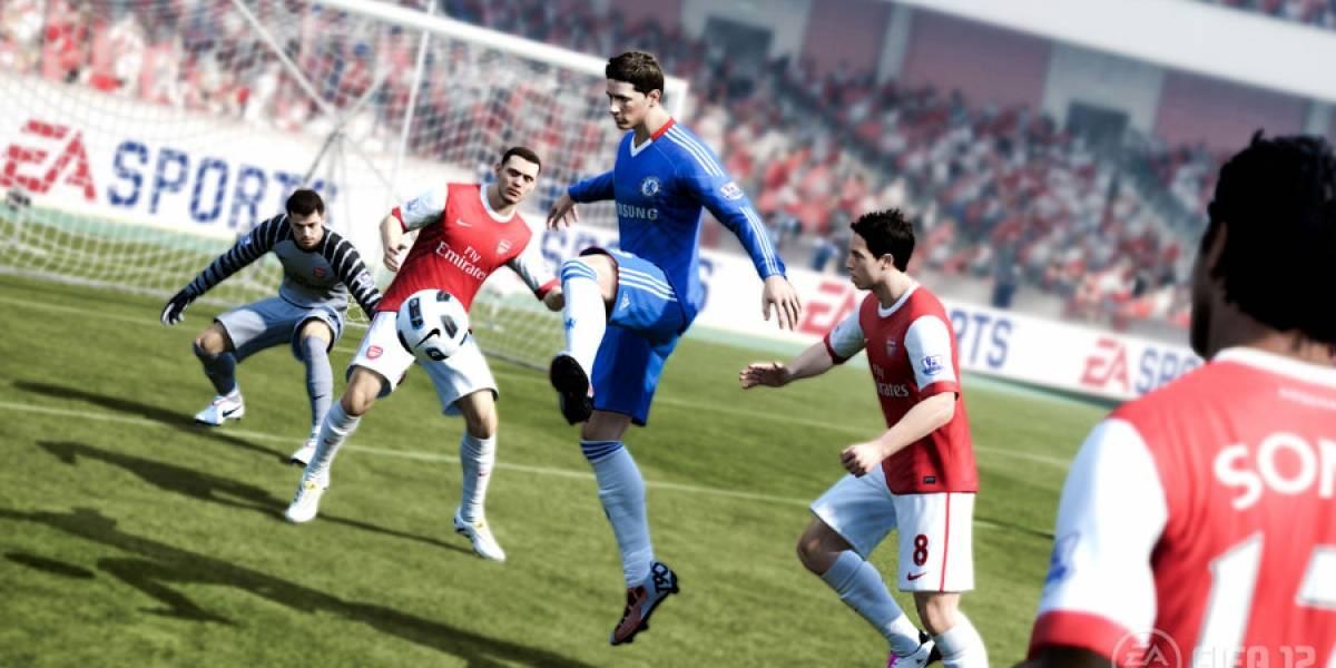 FIFA 12 a primera vista: Ajustes en la parte visual