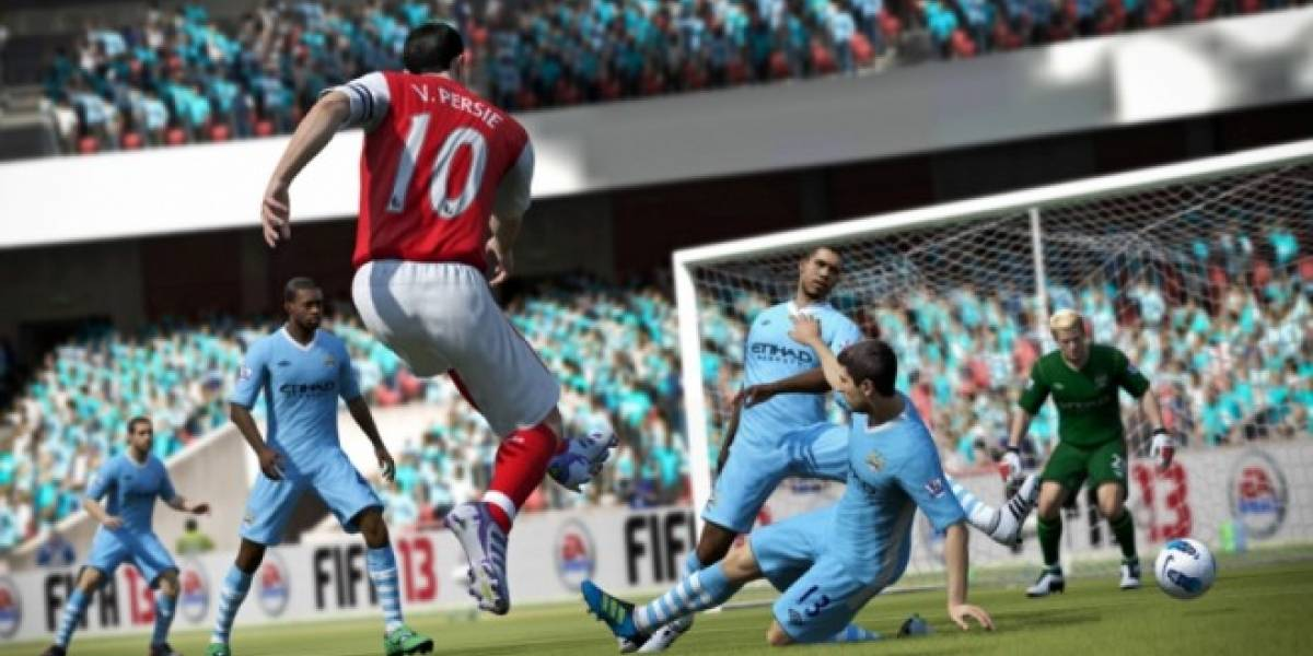 Gamescom 2012: Mira cómo se juega FIFA 13