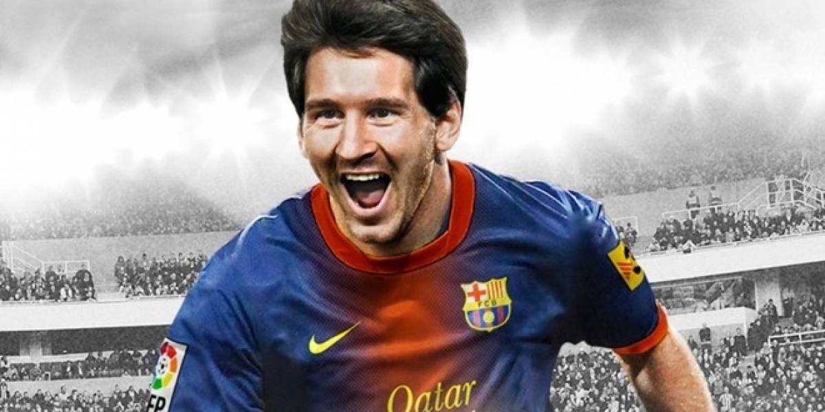 FIFA 13 ya ha vendido 4.5 millones de copias alrededor del globo