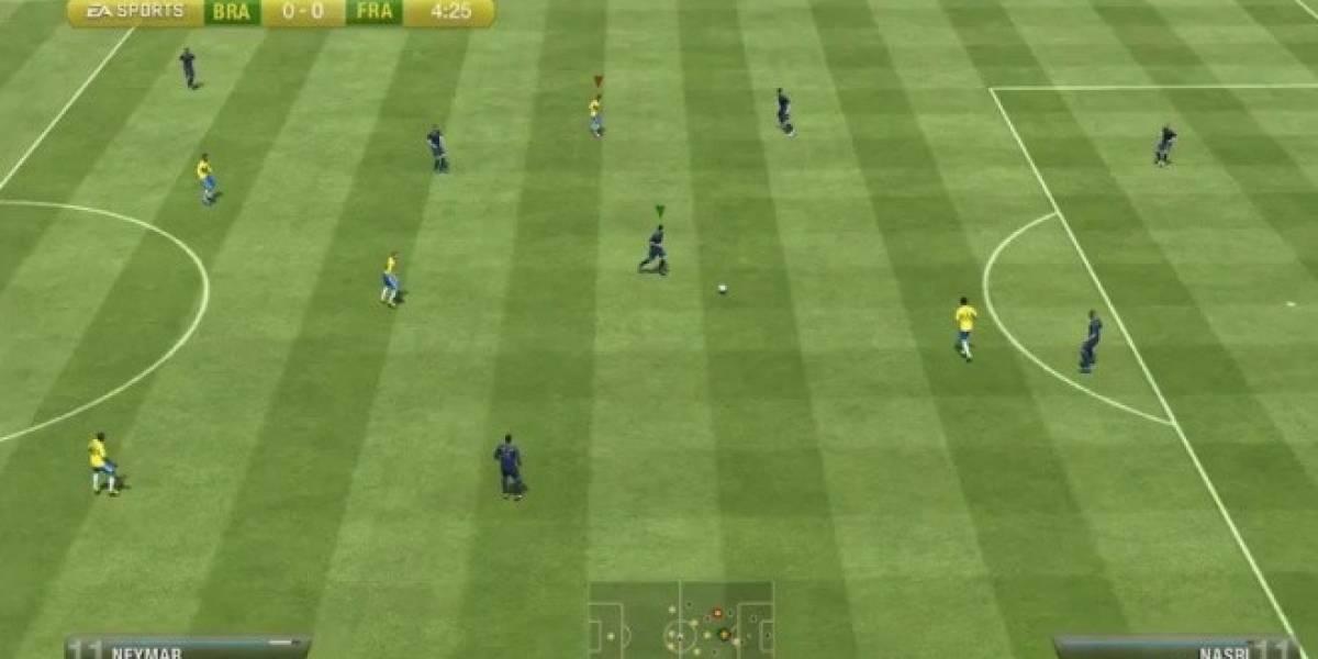 Prepárense para la demo con estos videos de FIFA 13