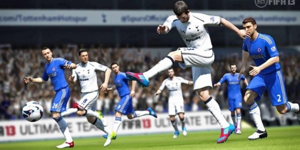 EA y Niubie te invitan a la Copa Latinoamericana de FIFA 13