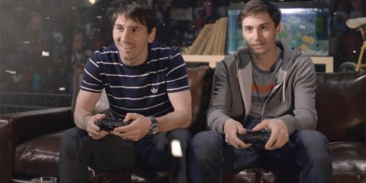 EA lanza comercial de televisión de FIFA 13