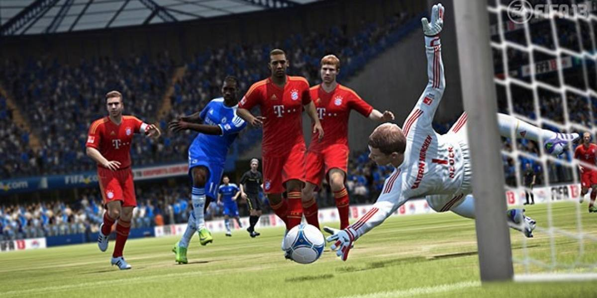 Gamescom 2012: FIFA 13 estrena tráiler