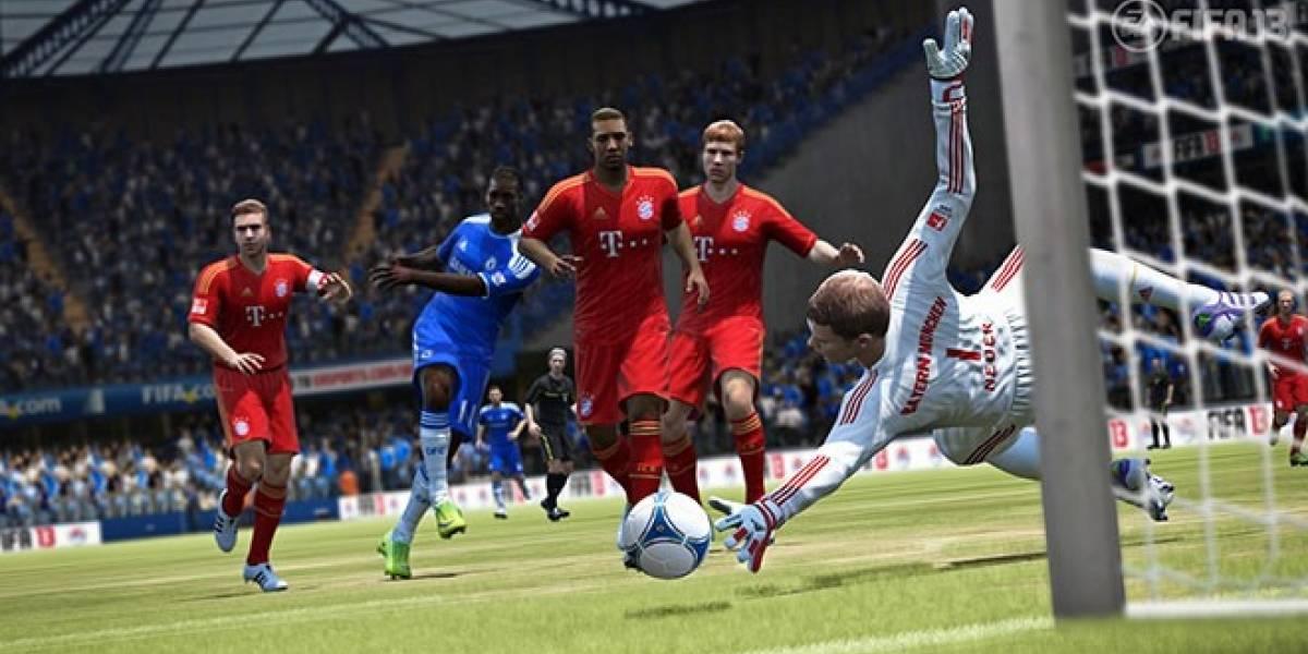 A primera vista: FIFA 13 (segunda vuelta)