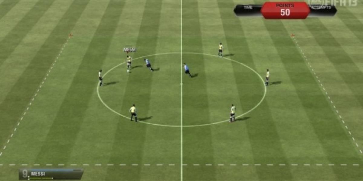 Ya se puede descargar la primera actualización para FIFA 13