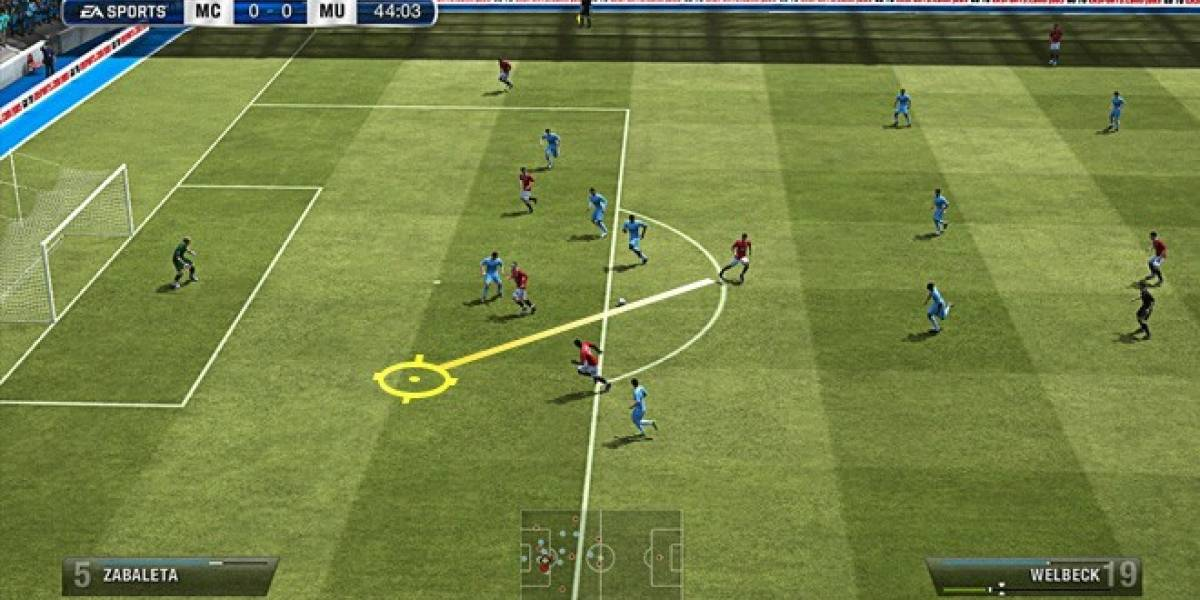 Gamescom 2012: FIFA 13 se podrá jugar con PlayStation Move
