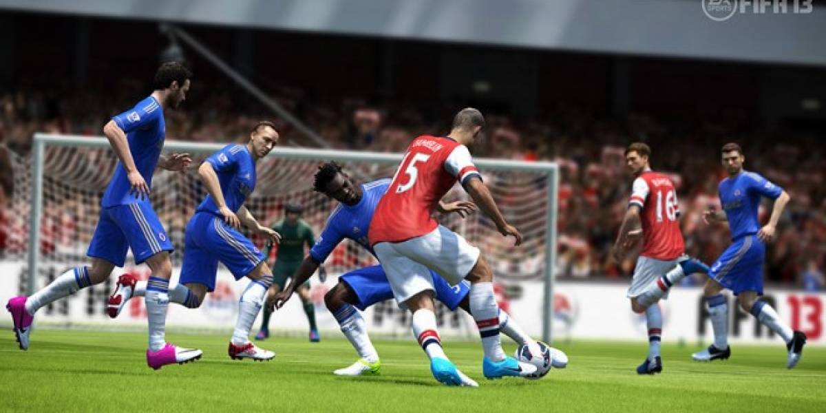 FIFA 13 en Wii U no tendrá todas las características de la versión de PS3, 360 y PC