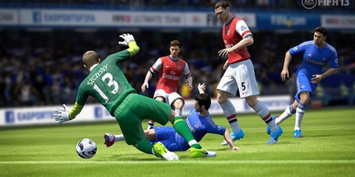 La segunda actualización para FIFA 13 ya está disponible en PC