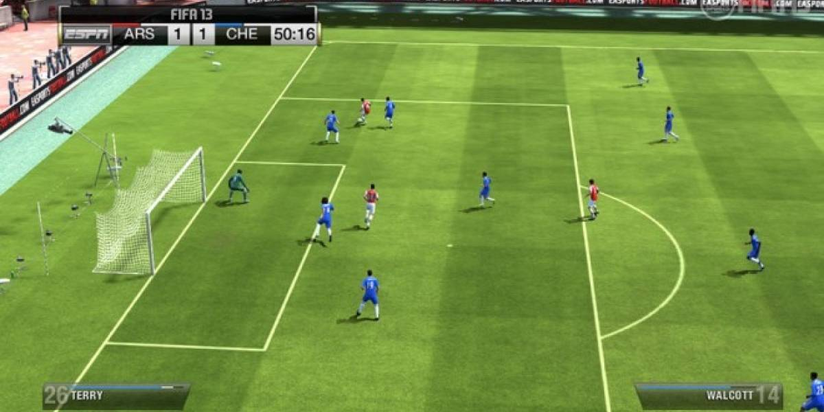 Productor de FIFA 13 dice que Metacritic no es tan importante como la opinión de los fanáticos