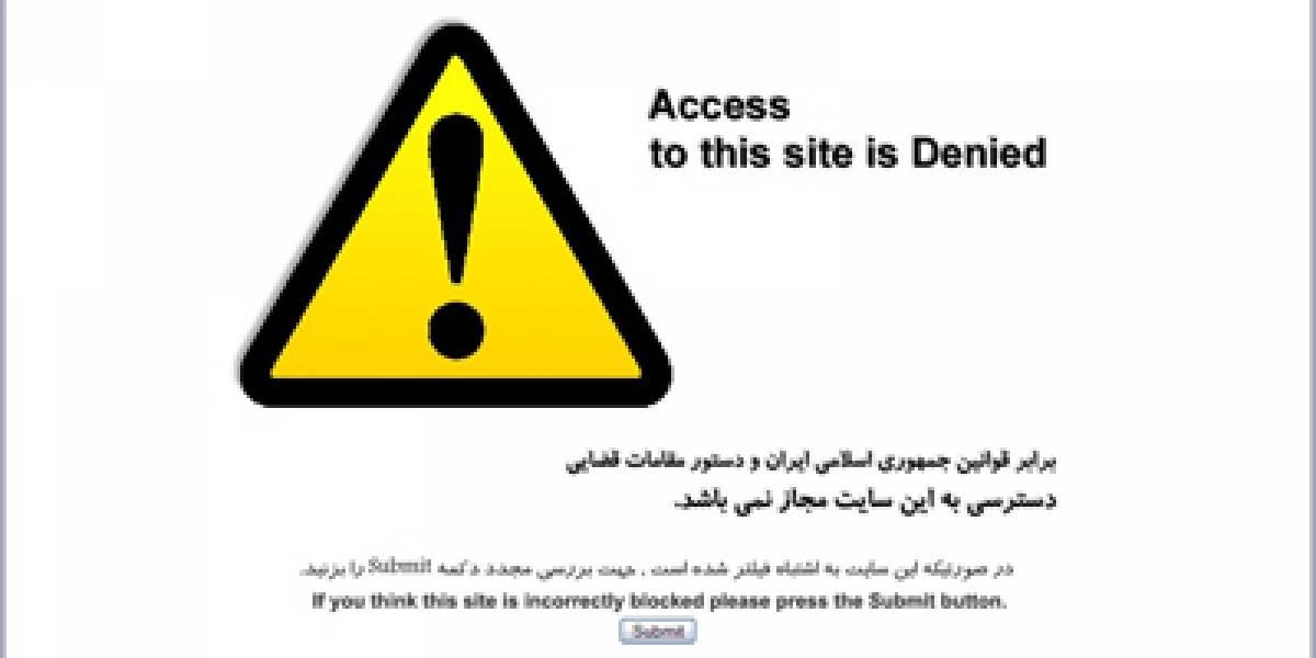 Irán planea bloquear GMAIL