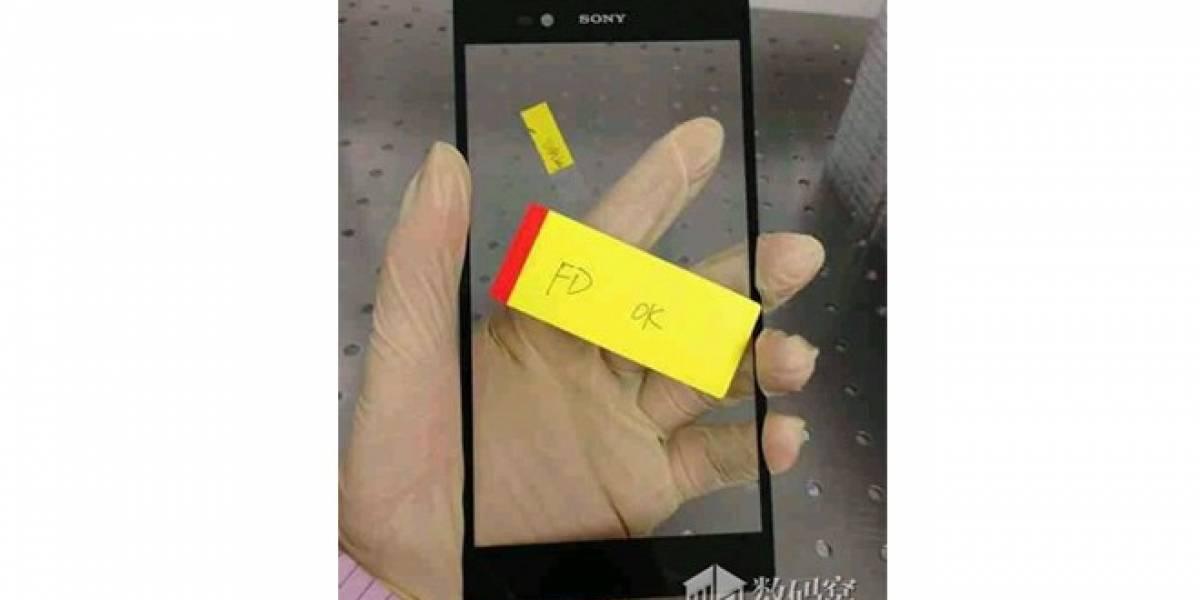Filtración: Sony estaría preparando un  smartphone de 6,44 pulgadas