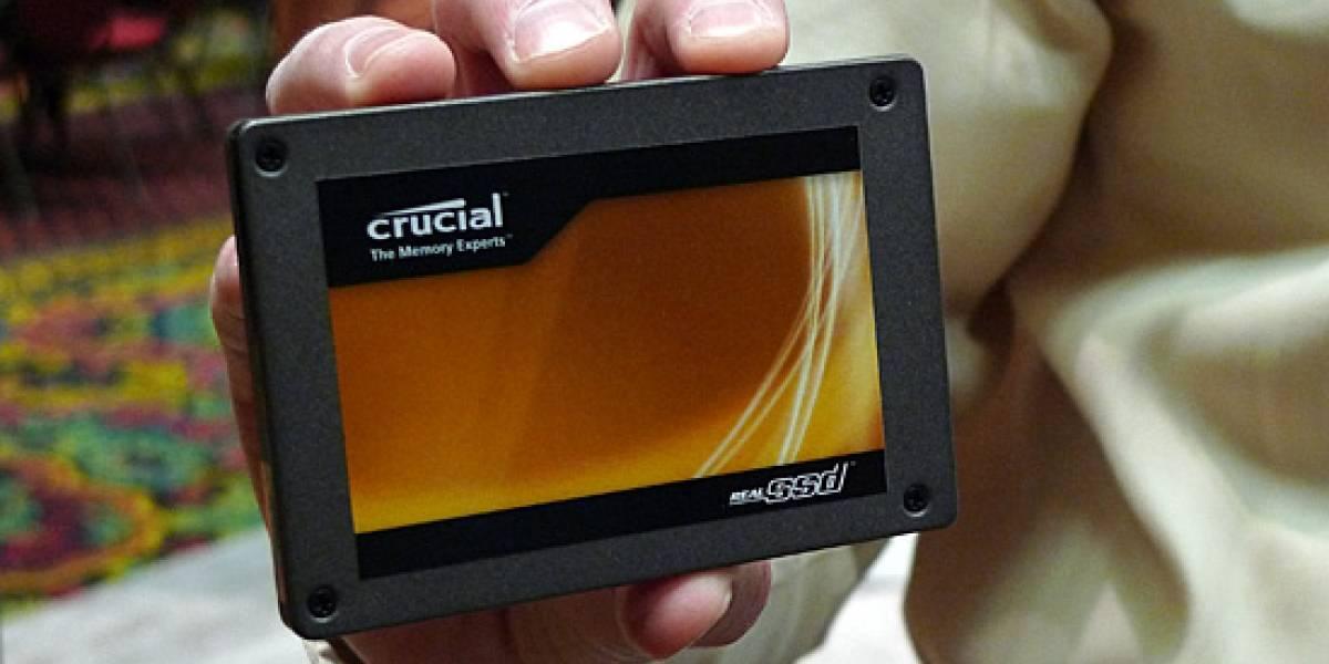 CES 2010: Micron RealSSD C300 SATA 6Gbps