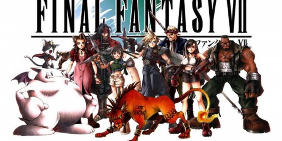 Futurología: Final Fantasy VII podría aparecer en Steam