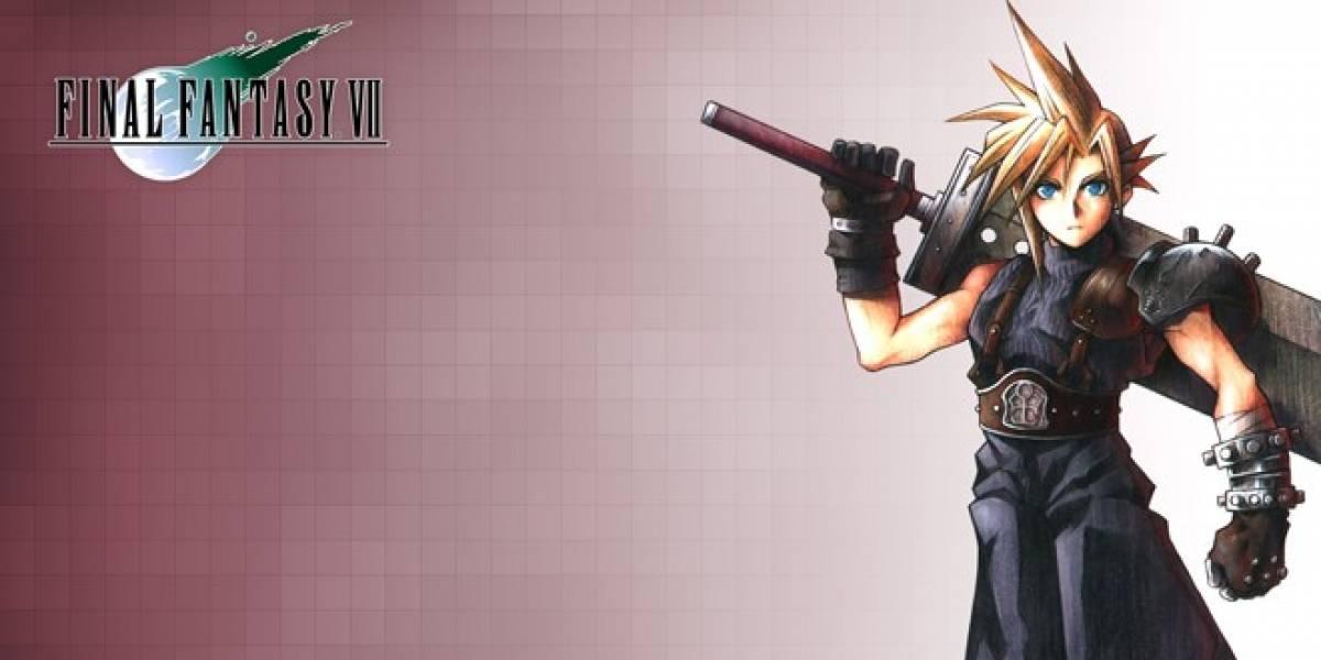 Ya disponible Final Fantasy VII en su relanzamiento para PC