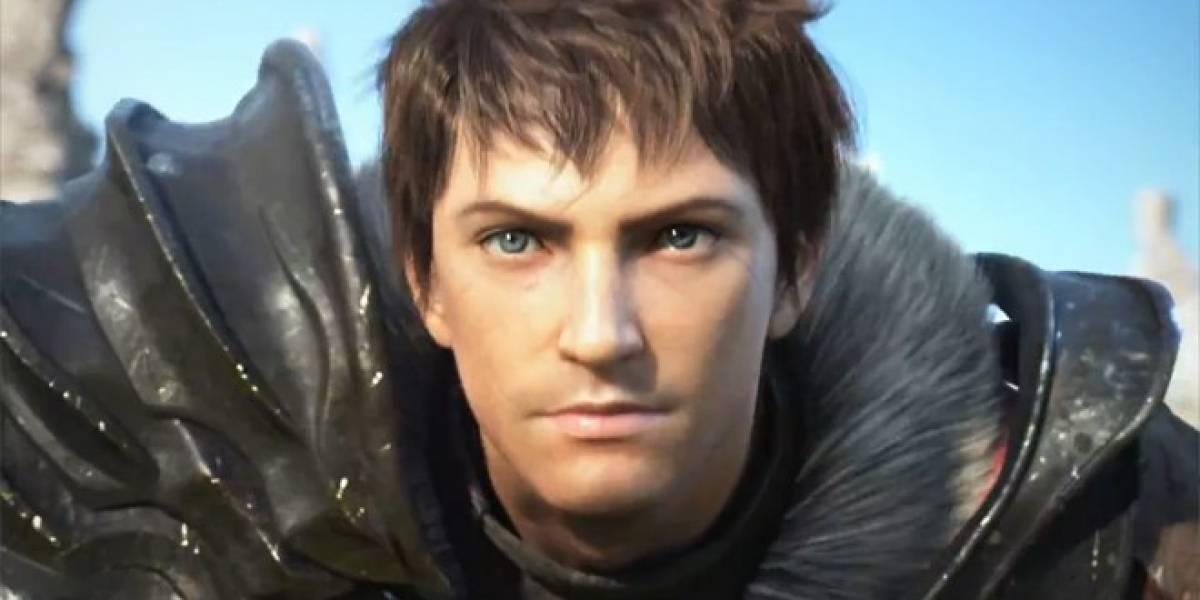 TGS 12: Square Enix muestra la nueva cara de Final Fantasy XIV: A Realm Reborn