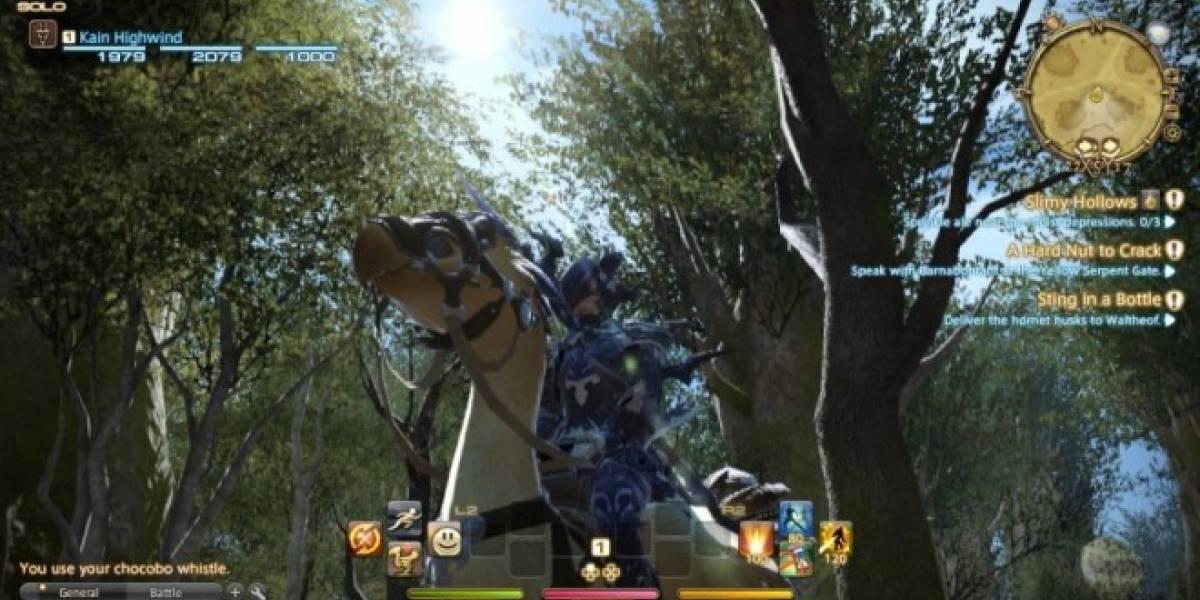 Final Fantasy XIV: A Realm Reborn seguirá con el mismo modelo de suscripción