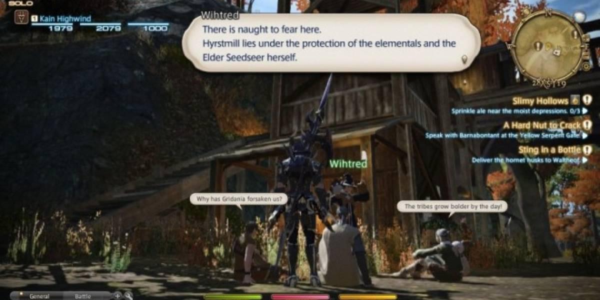 Square Enix abre las postulaciones para la beta de Final Fantasy XIV: A Realm Reborn