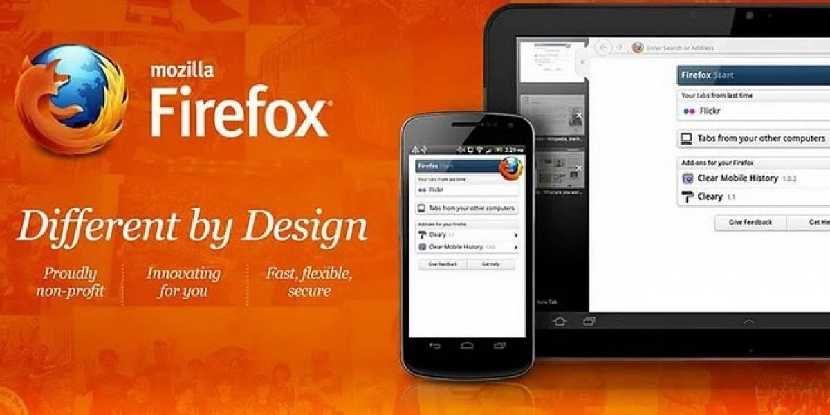 Mozilla no hará una versión de Firefox para iOS
