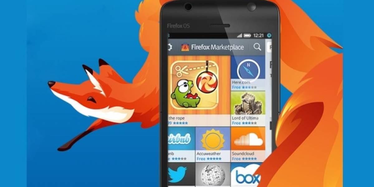 Sony ofrece una ROM experimental de Firefox OS para el Xperia E