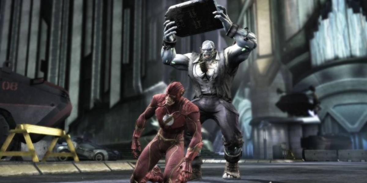 Video con 14 minutos de Injustice: Gods Among Us