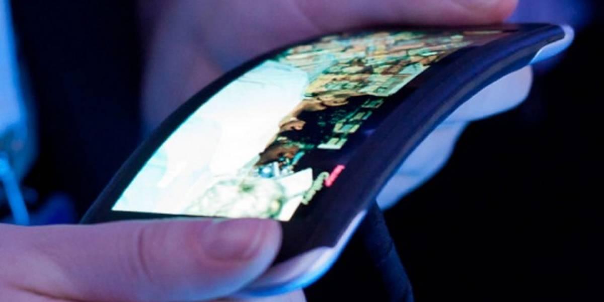 LG piensa que el 40% de los smartphones vendidos en 2018 será flexible