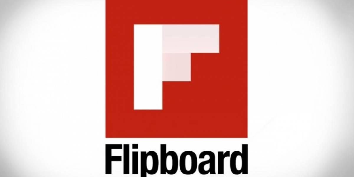 Flipboard en BlackBerry World, ahora para BlackBerry Z10