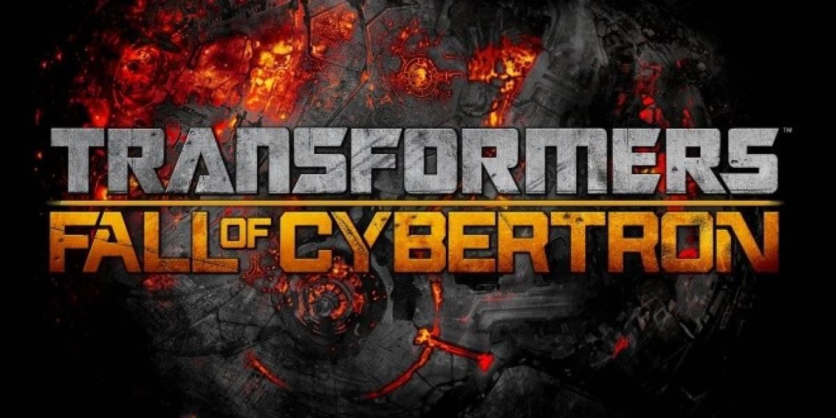 Ya se puede descargar la demo de Transformer: Fall of Cybertron en Xbox 360 y PlayStation 3