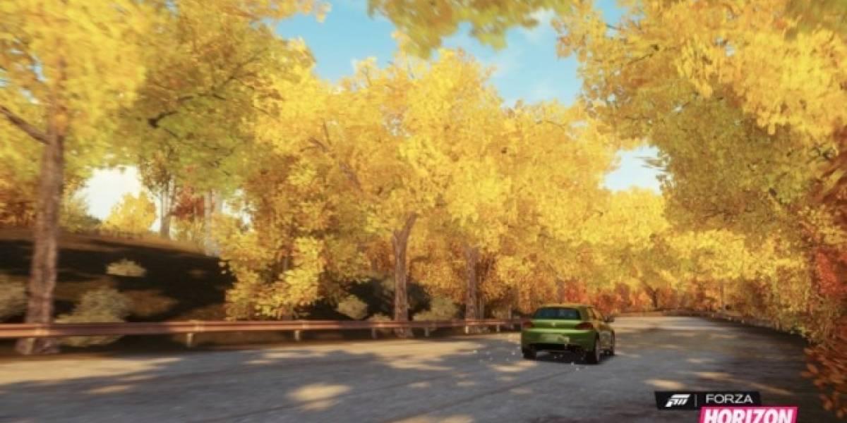 El rally de Forza Horizon se presenta en un nuevo tráiler